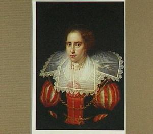 Portret van Maria Everwijn-Baldran de la Case