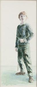 Portret van Adriaan Gosses