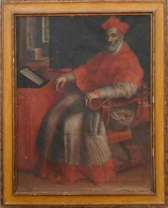 Portret van Gabriele Paleotti