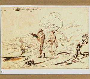 Jozef zoekt zijn broers in het veld en komt een man tegen, die hem de weg wijst naar Dotan (Genesis 37:15-17)