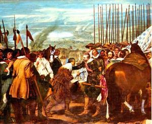 De lansen, of  De overgave van Breda op 5 juni 1625