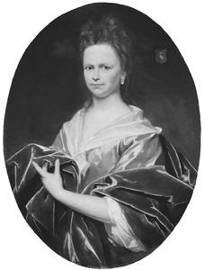 Portret van Johanna Maria van Dusseldorp (1677-1740)