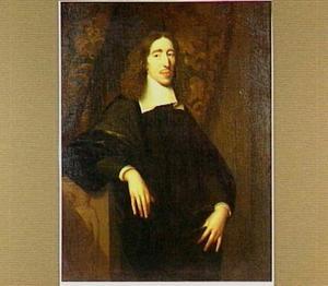 Portret van Johan de Witt, raadpensionaris van Holland