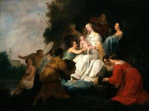 Het vinden van Mozes
