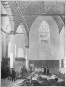 De opgravingen van 1770 in de Hofkapel of Mariakapel ten Hove te Den Haag