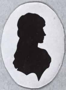 Portret van Johanna Christina Margaretha Müller (1746-1824)