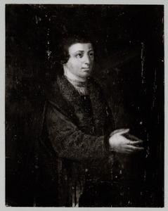 Portret van Cornelis de Witt (1485-1537)