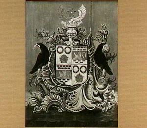 Wapenbord van de familie Hoynck van Papendrecht
