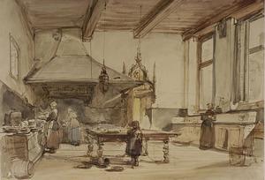 Kloosterkeuken te Utrecht