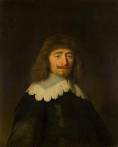 Portret van een man, waarschijnlijk Carel Gerard (1608-1673)