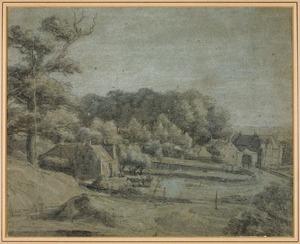 Poortgebouw van kasteel Doorwerth