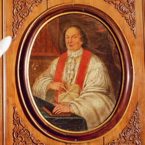 Portret van Theodorus van den Panhuizen