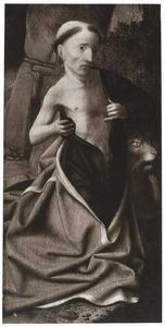 De boetvaardige H. Hieronymus in de wildernis