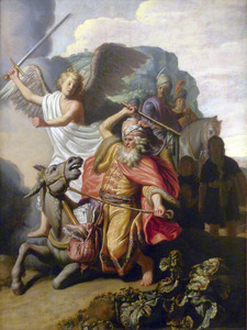 Bileam en zijn ezelin