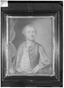 Portret van Gerard Jacob de Milly (1730-1816)