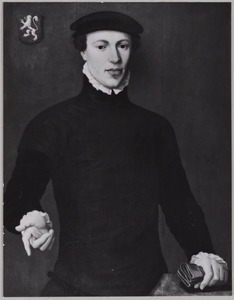 Portret van Willem Jan Reyerszz Heemskerck (1526-1592)