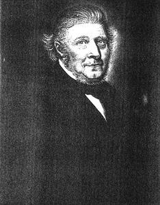 Portret van Denis Nelemans (1788-1874)