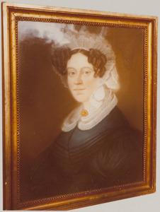 Portret van Johanna Judith ter Haar (1803-1874)