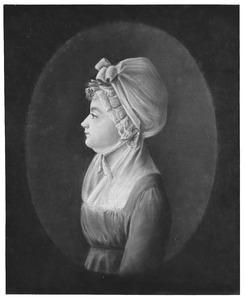 Portret van Geertruyd Bosboom (1772-1822)