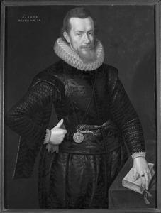 Portret van Johan Kelffken (1583-1652)