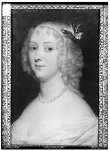 Portret van Agnes van Reede tot Drakestein ( -1692)