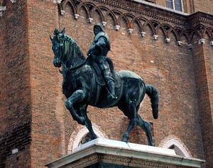 Ruiterstandbeeld van Bartolommeo Colleoni