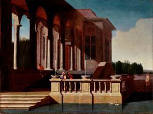 Paleis architectuur