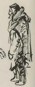 Portret van Frans van der Lingen (1923-1981)