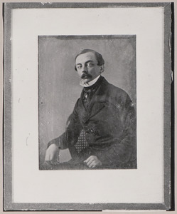 Portret van Johannes Jacob Kluppel (1825-1889)