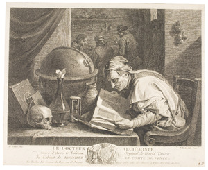 LE DOCTEUR ALCHEMISTE
