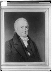 Portret van Johan Diederik van der Brugghen (1774-1851)