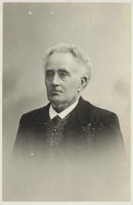 Portret van Pieter de Jong (1845-1916)