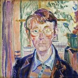 Portret van Alida Jantina Pott (1888-1931)