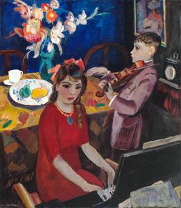 Musicerende kinderen