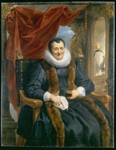 Portret van Magdalena de Cuyper (?-?)