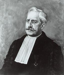 Portret van Arie Noordtzij (1871-1944)
