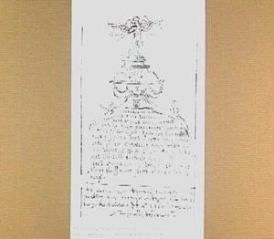 Grafzerk van de familie Floris in de Antwerpse Minderbroederskerk