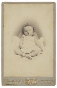 Portret van Alexander Felix Maurits In'tveld (1895-...)