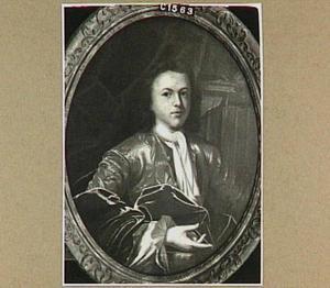 Portret van Petrus Macaré (1704-1736)
