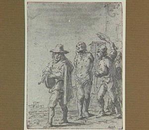 Lazarillo wordt stadsomroeper (Lazarillo de Tormes dl. 1, cap. 17, p. 51)