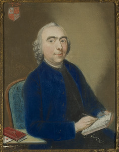 Portret van Jan Schieveen (1731-1822)