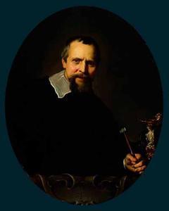 Portret van Johannes Lutma (1584/5-1669)