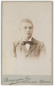 Portret van Adrianus Verduijn (1882-...)