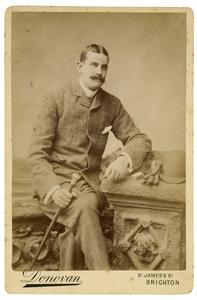 Portret van Jonas Michiel Hiddingh (1867-1922)