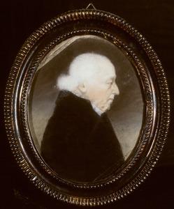 Portret van Frederik Louis Rambonnet (1751-1811)