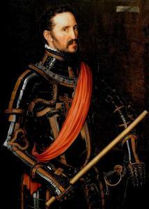Portret van Fernando Alvarez de Toledo, hertog van Alva (1507-1583)