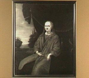 Portret van Hester van Foreest (1615-1705)