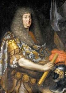 Portret van Johann Friedrich Herzog von Braunschweig-Lüneburg-Calenberg (1625-1679)