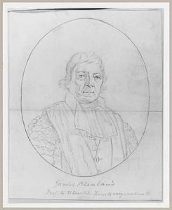 Portret van Jan Bleuland (1756-1838)