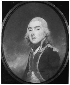 Portret van Nicolaas Lemmers ( -1822)
